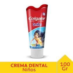 Crema Dental Infantil Smiles Colgate x 100 g.