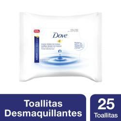 Toallitas Micelares de Limpieza Dove x 25 g.