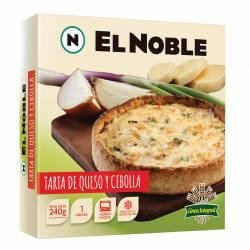 Tarta de Queso y Cebolla El Noble x 240 g.