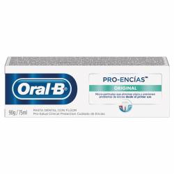 Crema Dental Progengiva Original Oral-B x 90 g.