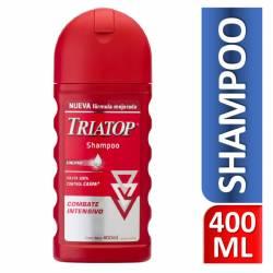 Shampoo Combate Intensivo Triatop x 400 cc.