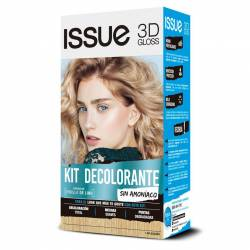 Kit Decolorante 3D Gloss Issue x 1 un.