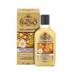 Shampoo Aclarante Tío Nacho x 200 cc.