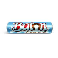 Chocolate c/Leche Baton Extra Milk Garoto x 64 g.