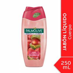 Jabón Líquido Natural Secreta Acuuba Palmolive x 250 cc.