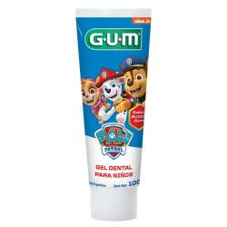 Gel Dental para Niños Paw Patrol Gum x 100 g.