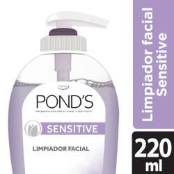 Limpiador Facial Sensitive Ponds x 220 cc.