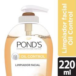Limpiador Facial Oil Free Ponds x 220 cc.