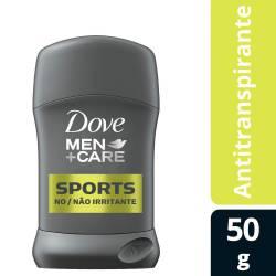 Antitranspirante Stick Sports Dove Men x 50 g.