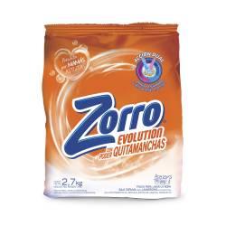 Jabón Polvo Be Evolution Zorro x 2,7 Kg.