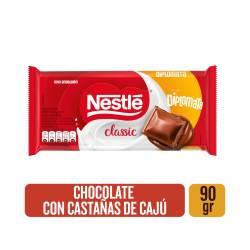 Chocolate con Leche Diplomata Nestlé x 90 g.