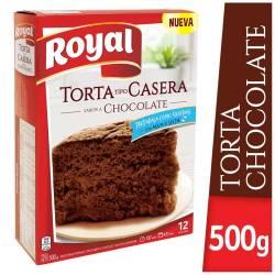 Bizcochuelo Chocolate Royal x 500 g.