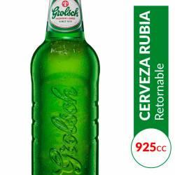Cerveza Rubia Retornable Grolsch x 925 cc.
