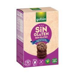 Galletitas Chocolate c/Chips sin Gluten Gullón x 200 g.