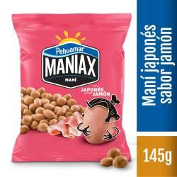 Maní Crocante sabor Jamón Pehuamar x 145 g.