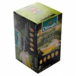 Té en Saquitos Variety Of Green Dilmah x 20 un.