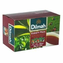 Té en Saquitos Variety Pack Dilmah x 25 un.