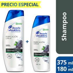 Shampoo Limpieza Profunda Oft Head Shoulders x 555 cc.