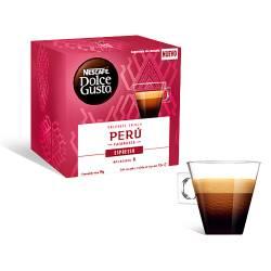 Café Tostado en Capsula Espres.Peru Nescafé Dolce Gusto x 12 un.