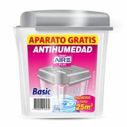 Antihumedad Basic + Aparato Gratis Aire Pur x 250 g.