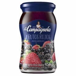 Mermelada Frutos Rojos La Campagnola x 454 g.