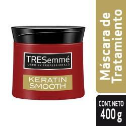Tratamiento Capilar Liso Keratina Tresemmé x 400 cc.