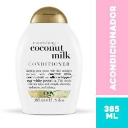 Acondicionador Coconut Milk Ogx x 385 cc.