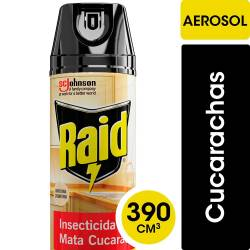 Insecticida Aerosol Cuca Cocina Raid x 360 cc.