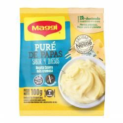 Puré de Papas 4 Quesos Maggi x 100 g.