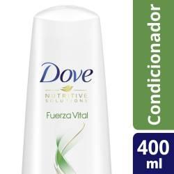 Acondicionador Fuerza Vital Dove x 400 cc.