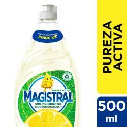 Detergente Líquido Pureza Activa Magistral x 500 cc.