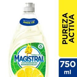 Detergente Líquido Pureza Activa Magistral x 750 cc.