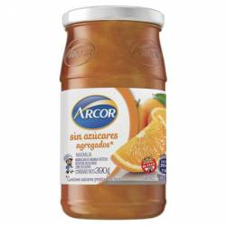Mermelada de Naranja s/ Azúcar agregada Arcor x 390 g.