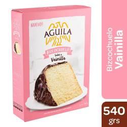 Bizcochuelo Vainilla Águila x 540 g.