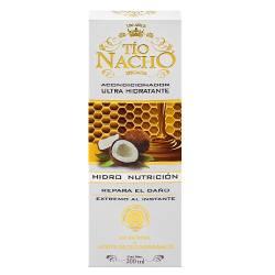 Acondicionador Ultra hidratante Coco Tío Nacho x 200 cc.