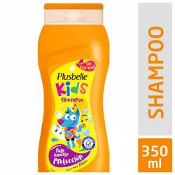Shampoo Protección Plusbelle Kids x 350 cc.