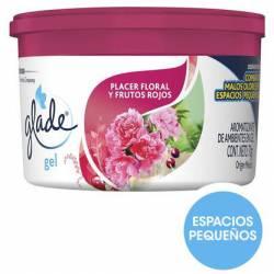 Aromatizante Ambiente P.Floral Gel Glade x 70 g.