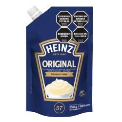 Mayonesa Doy Pack Heinz x 850 g.