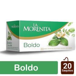 Té en Saquitos Boldo La Morenita x 20 un.