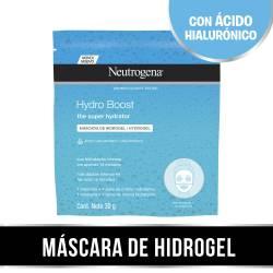 Máscara de Hidrogel Hydro Boost Neutrogena x 1 un.