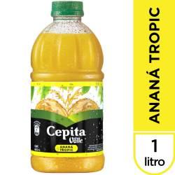Jugo Natural Ananá Tropic Cepita x 1 Lt.