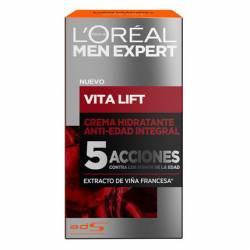 Crema Hidratante Anti-Edad Vitalift Men Expert x 1 un.