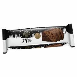 Budín Chocolate Black c/Chips Águila x 215 g.
