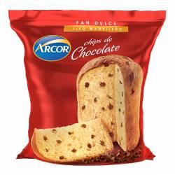 Pan Dulce c/Chips de Chocolate Arcor x 400 g.