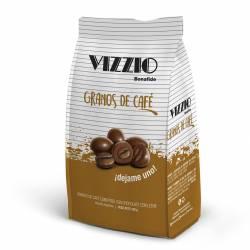 Granos Café Bañados c/Chocolate Vizzio x 100 g.