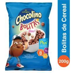 Bolitas c/Chispitas de Choco Chocolino x 200 g.
