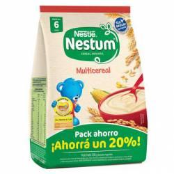 Alimento en polvo Multic. s/azúcar Ag.Oft Nestum x 500 g.