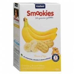 Galletitas Dulces S/Banana Smookies x 150 g.