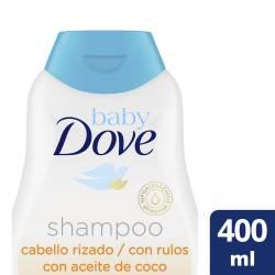 Shampoo Humectación Cabello c/Rulos Dove x 400 cc.