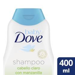 Shampoo Humectación Cabello Claro Dove x 400 cc.